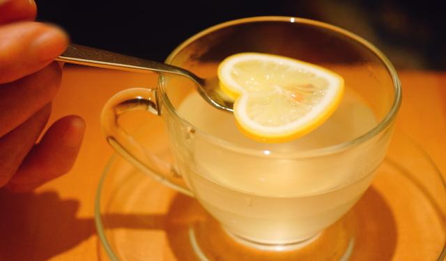 ベリーカフェ ハートレモン