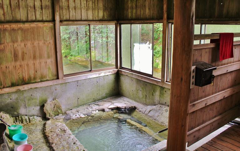 湯西川温泉 共同浴場 口コミ