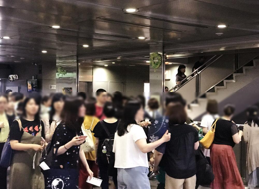 ほし×こえ 大阪公演の様子