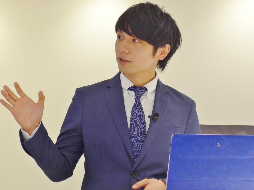 株式会社ルディア 代表取締役 横川光(よこがわ ひかる)
