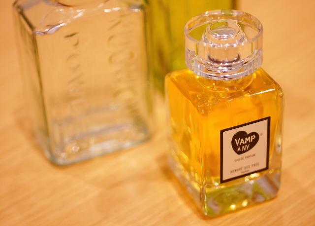 オーガニック香水 敏感肌用