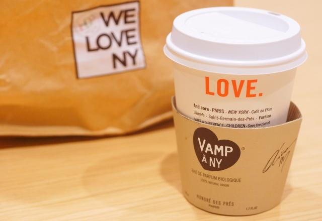 コーヒーみたいな香水