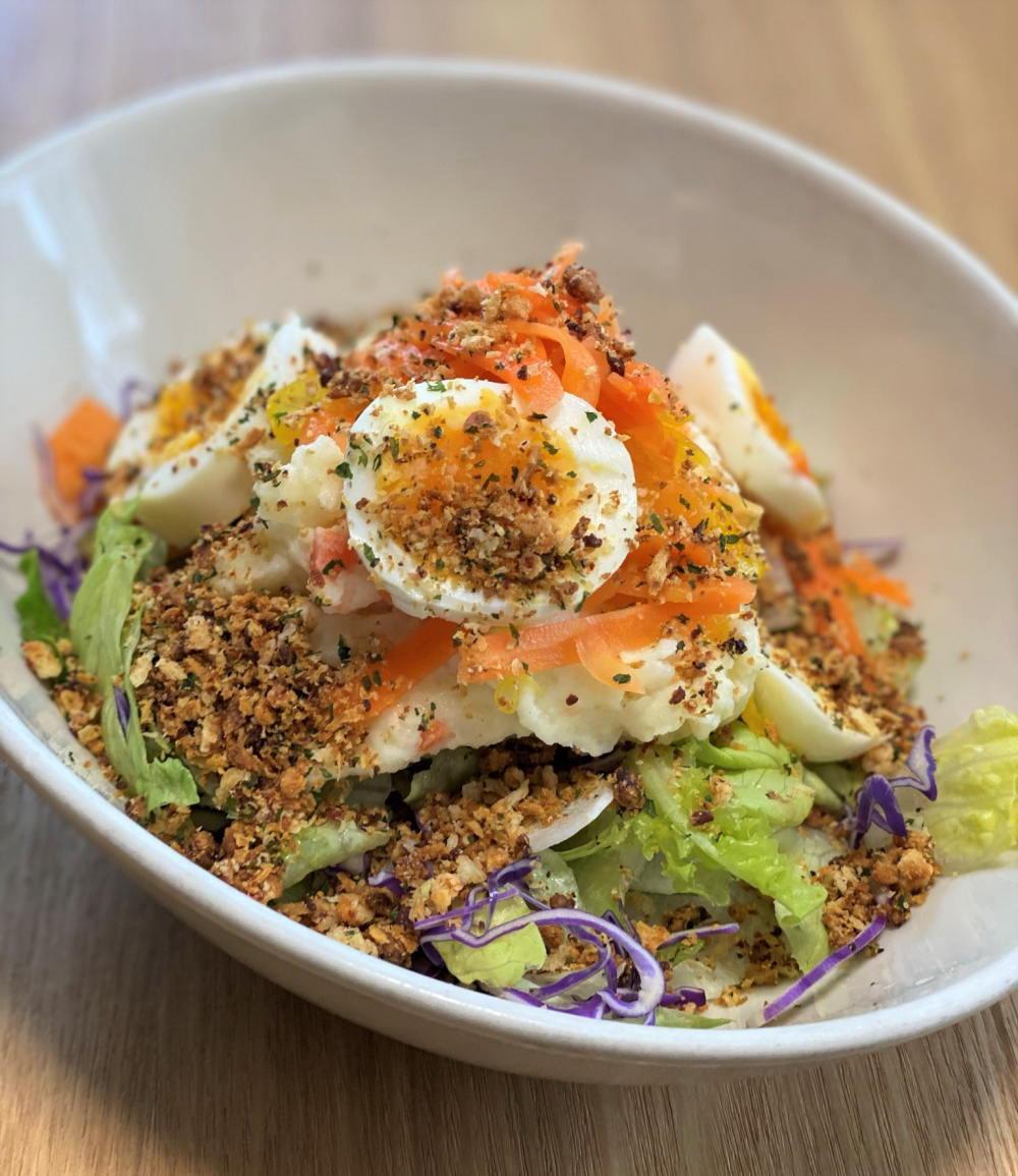 RF1]燻製たまごと北海道産ポテトのサラダ