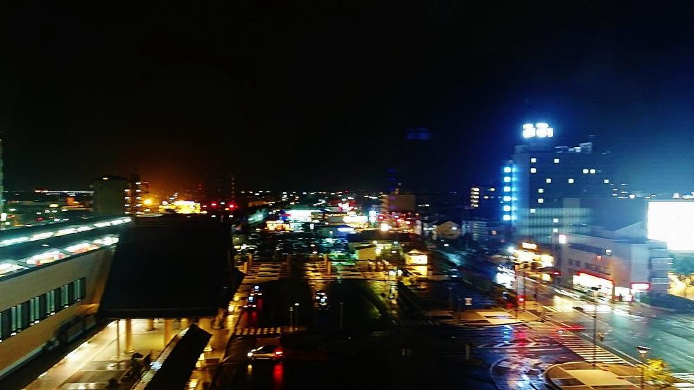 出雲 夜景