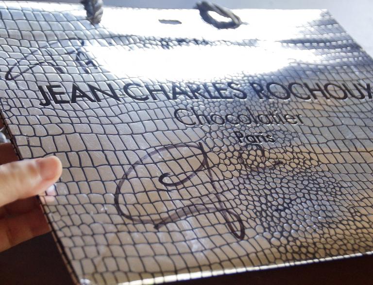 Jane Charles Rochoux(ジャン=シャルル・ロシュー) サイン