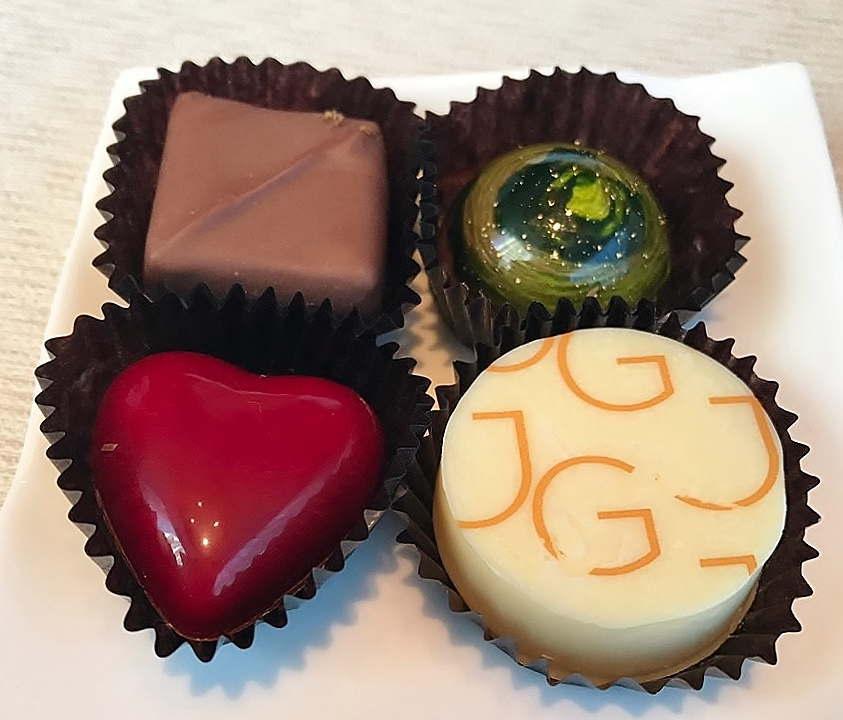 ジャンジョルジュ チョコレート