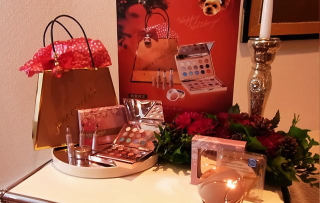 2013 クリスマスコフレ グラマーアイ&リップホリデーキット