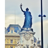 République駅 パリ