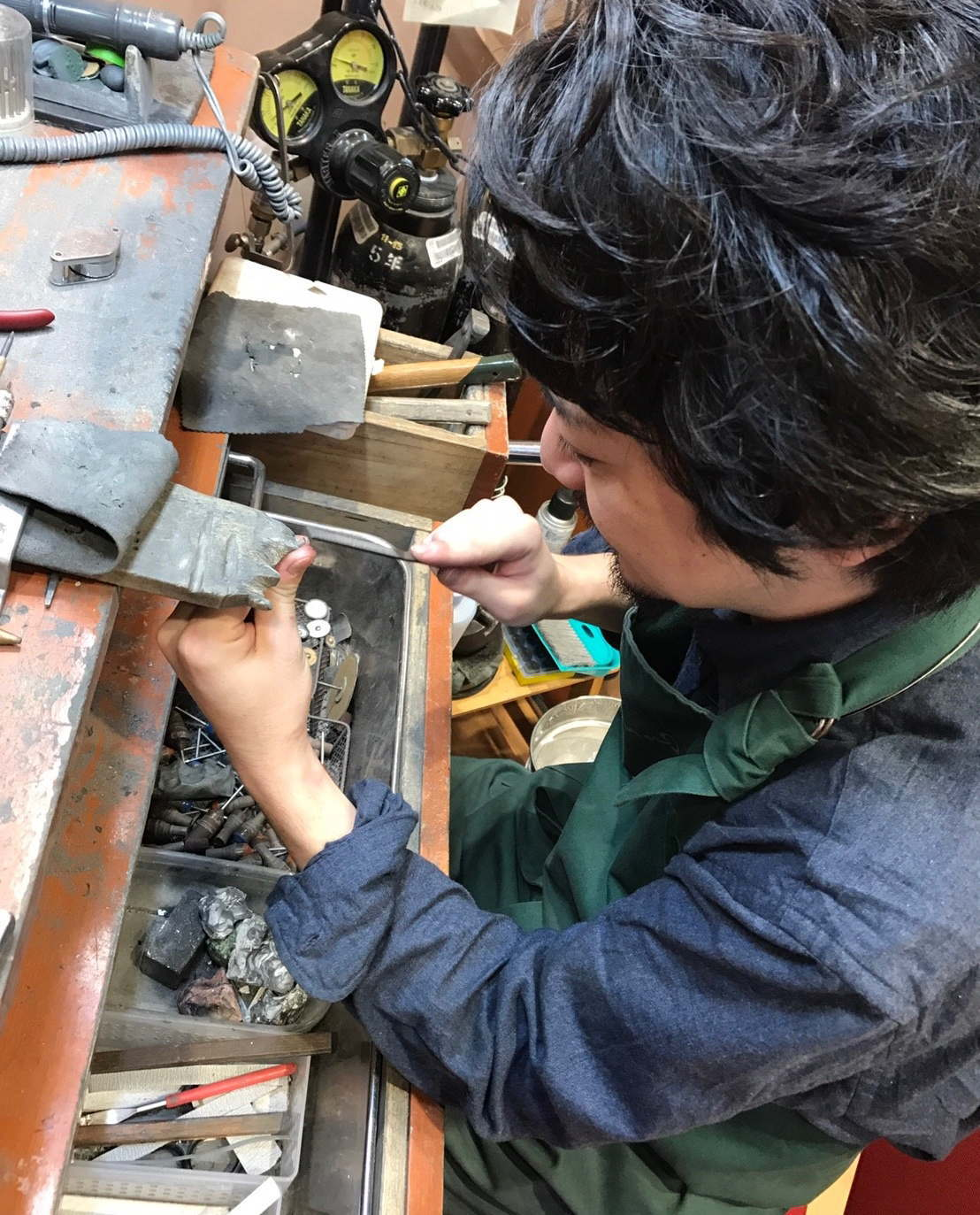 ケイウノ DIYサービスの過程