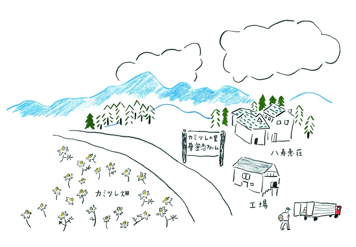 八寿恵荘 BIO HOTEL®認証