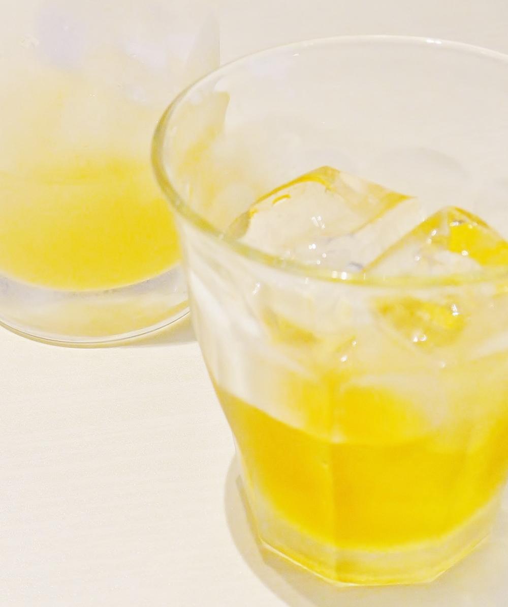甘くない梅酒「甘えてられない人生梅酒 しょうが」試飲