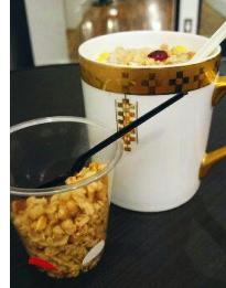 グラノーラ コーンスープ