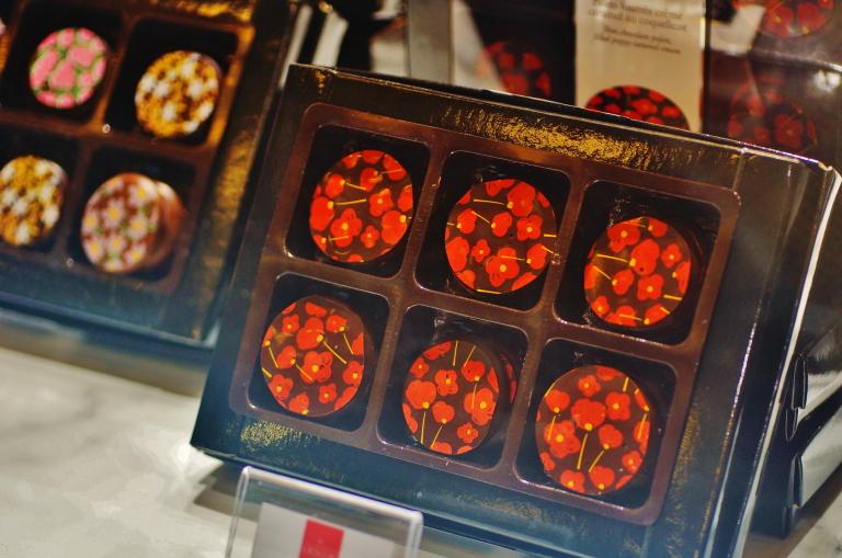 ケシの実 チョコレート