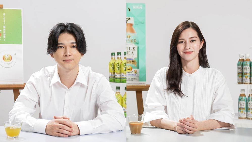 吉沢亮さん、中条あやみさん初の合同インタビュー