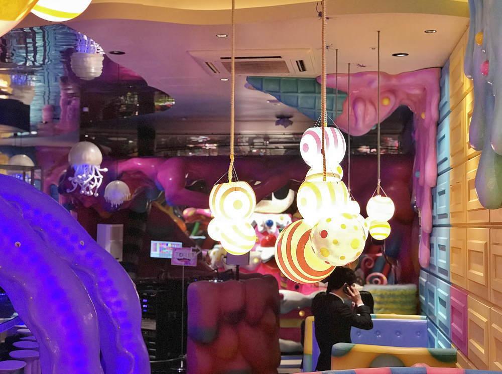 KAWAII MONSTER CAFE(カワイイモンスターカフェ)の内装