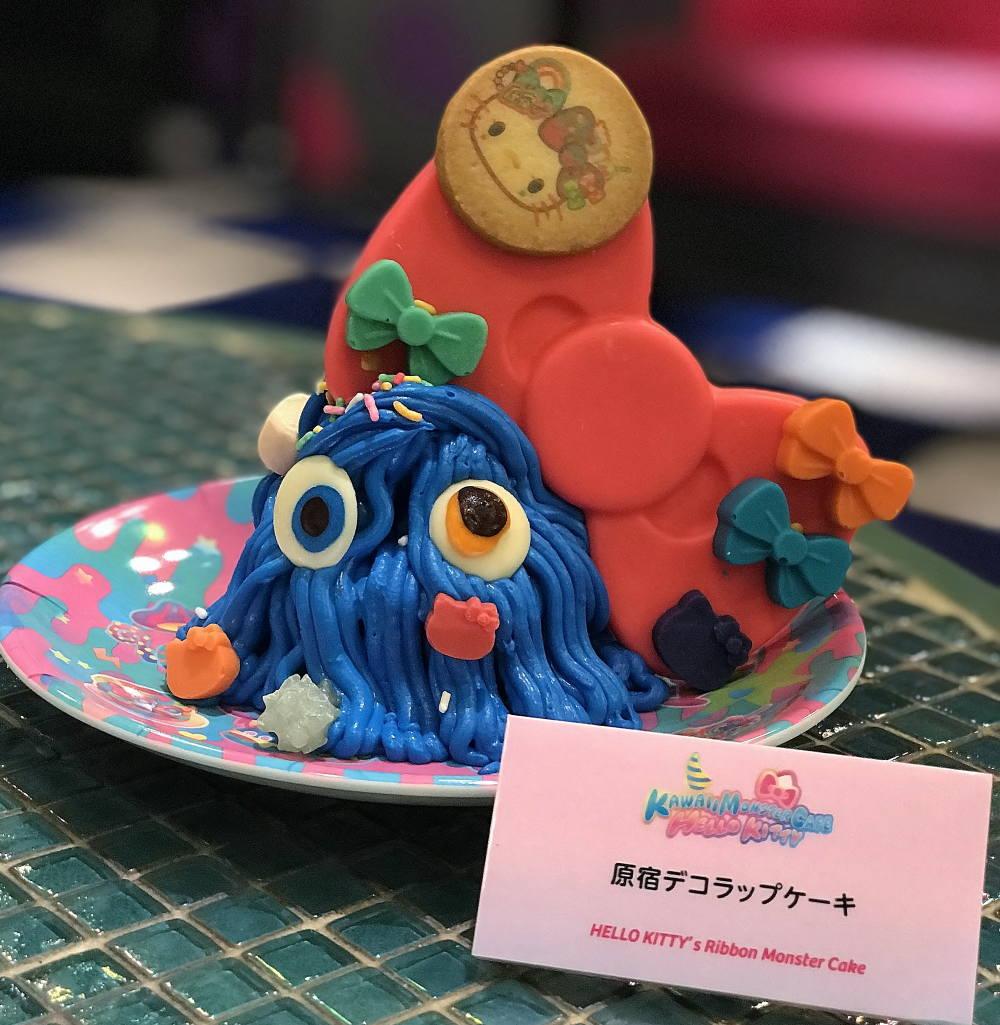 原宿デコラップケーキ