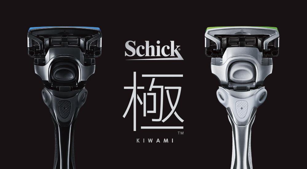 Schick 「極 KIWAMI」