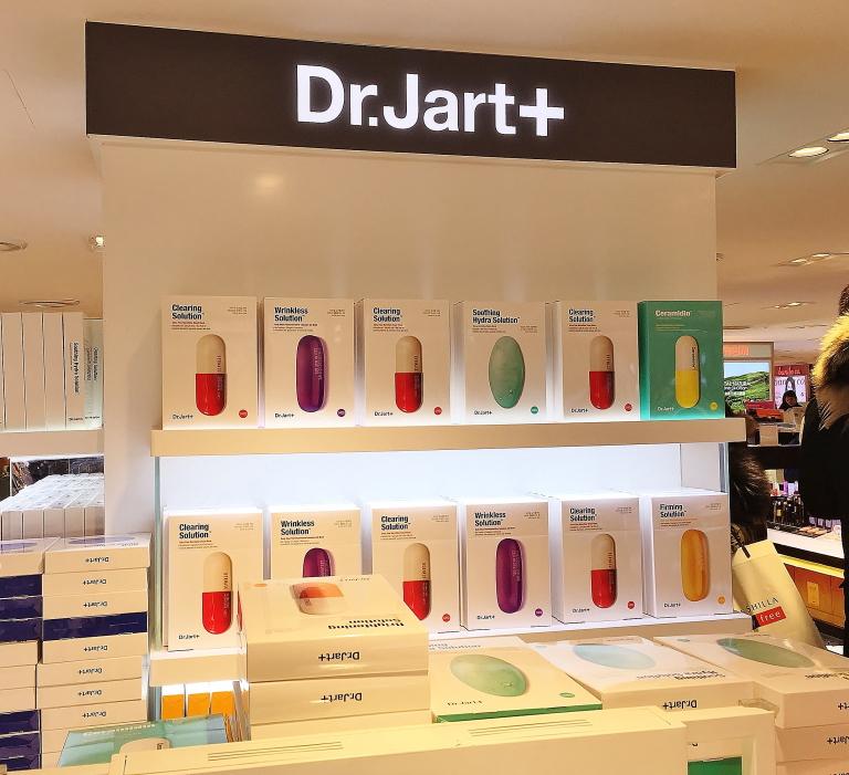 韓国 おすすめコスメ Dr.Jart+