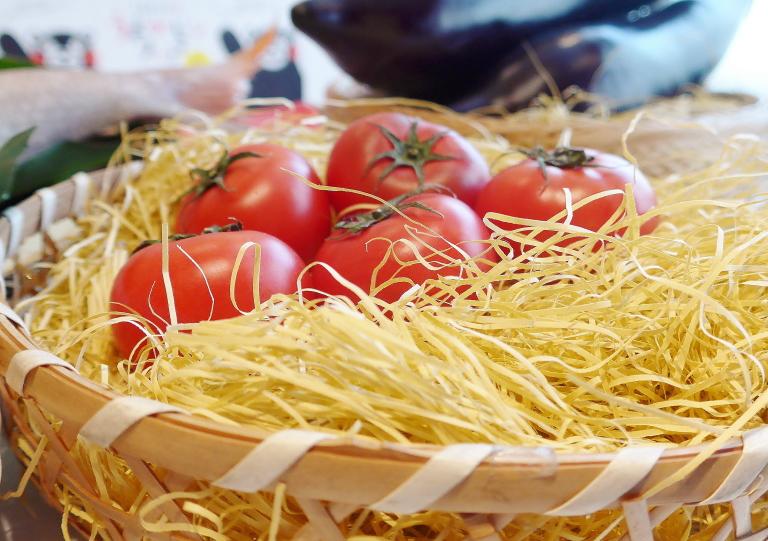 熊本 塩トマト