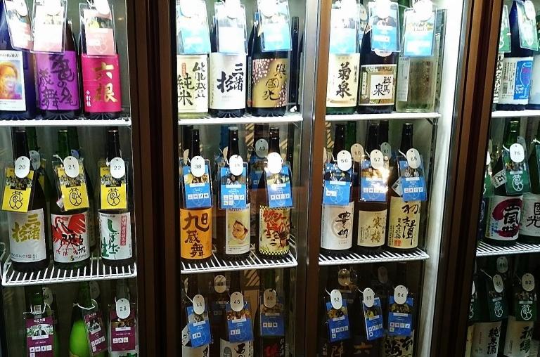 日本酒飲み比べ 新宿