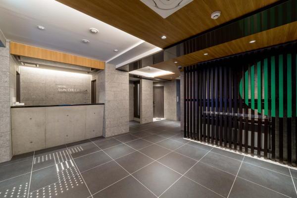 RESI STAY HOTEL SUN CHLORELLA (レジステイ ホテル サンクロレラ)