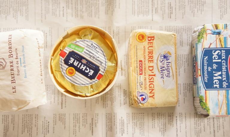 パリで買うべきバター