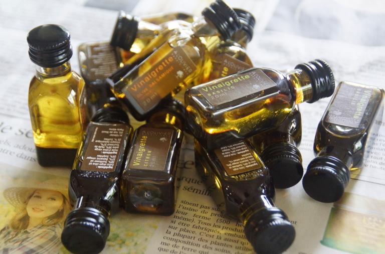 バルサミコ酢 オリーブオイル ドレッシング