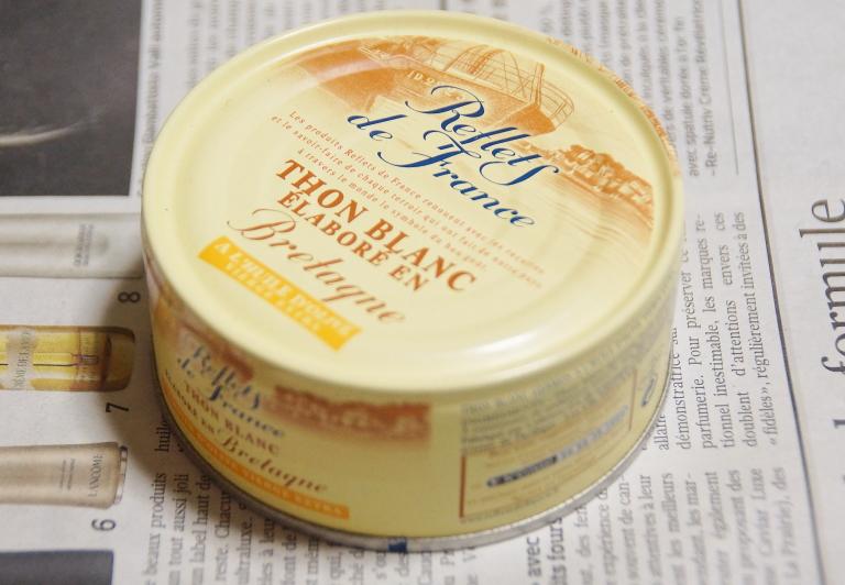 フランス 白マグロの缶詰