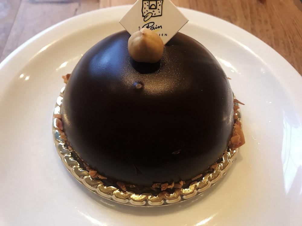 ルパンコティディアン チョコレートムース