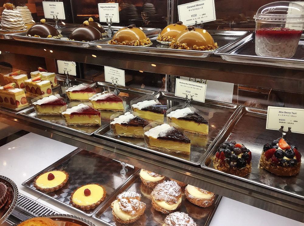 ル・パン・コティディアン ケーキ 種類