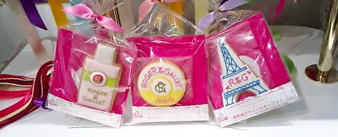ロジェカレ クッキープレゼント