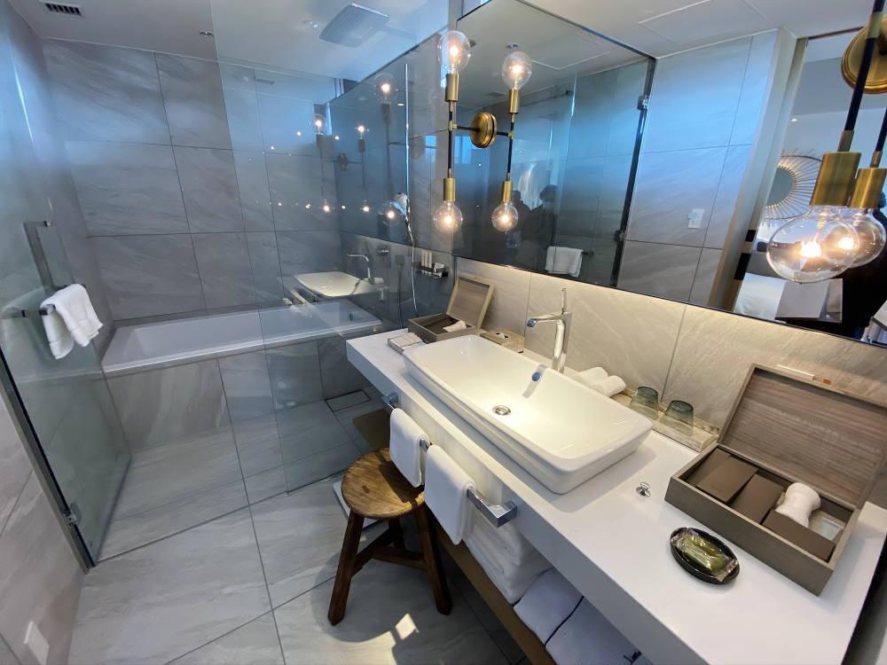 マリブホテル PRIVATE VILLA(プライベート ヴィラ)のバスルーム