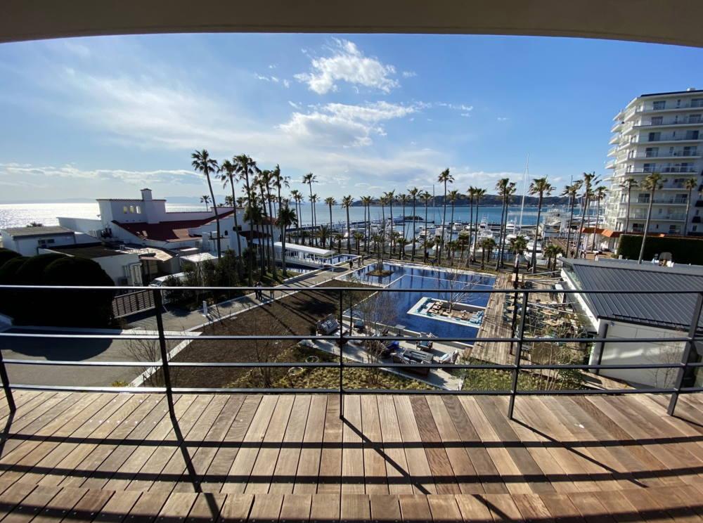 マリブホテル スイートルームからの眺め