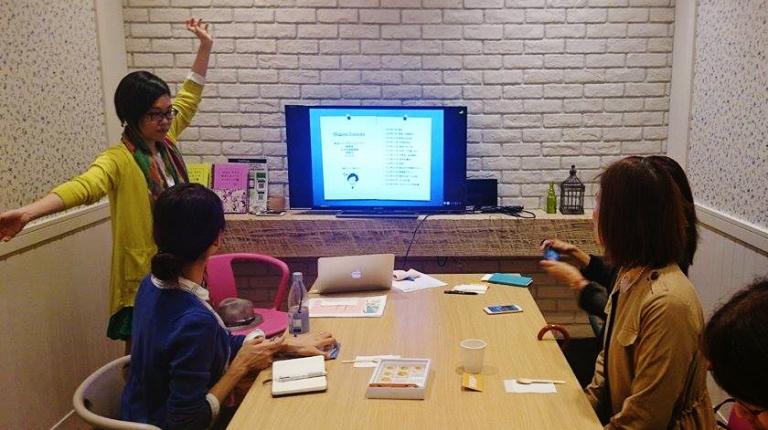 富岡恵 英語セミナー