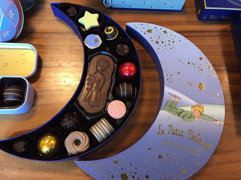 メリーチョコレート 星の王子様