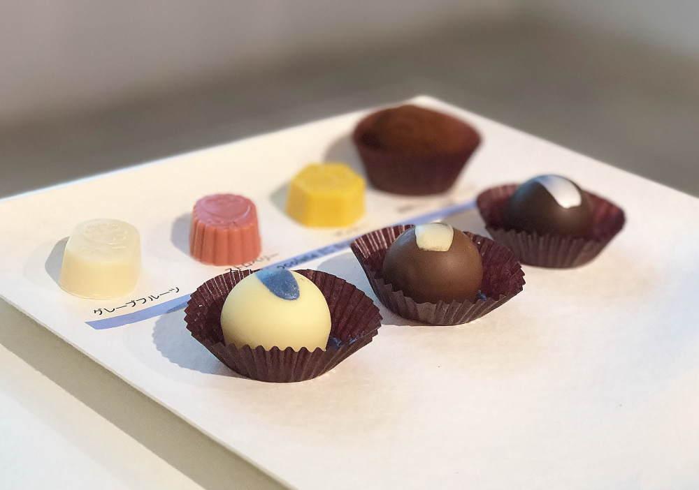 メリーチョコレート2018バレンタイン新商品