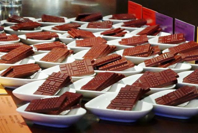 ミニマル チョコレート 種類