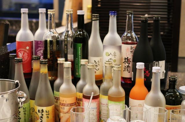 中野BC 梅酒 種類