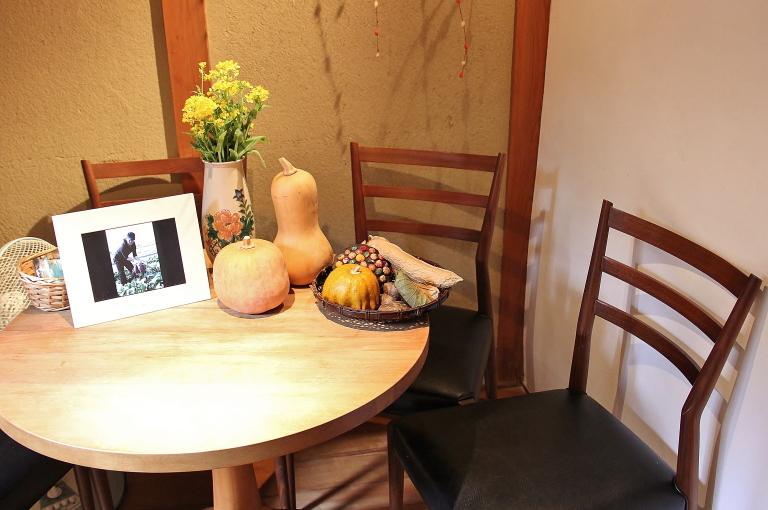 奈良 粟ならまち店 店内写真