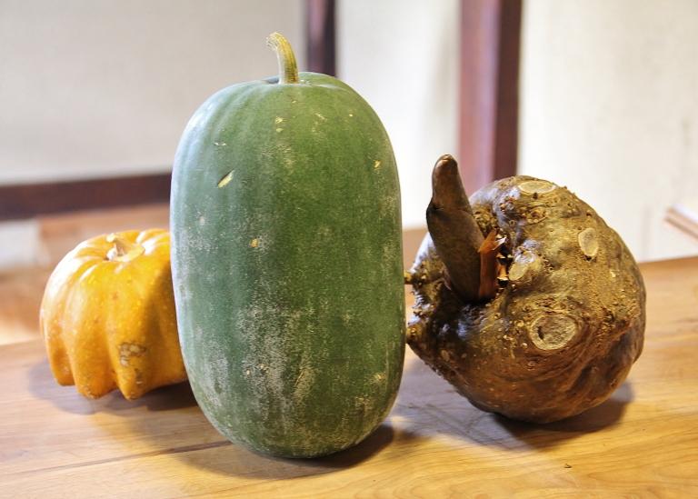 奈良 野菜