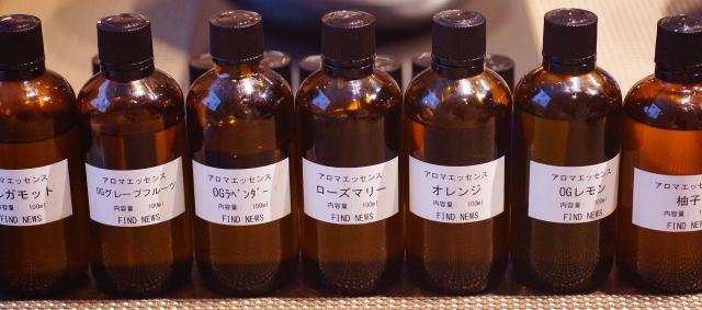 ポプリ 入浴剤に使う アロマオイル エッセンシャルオイル