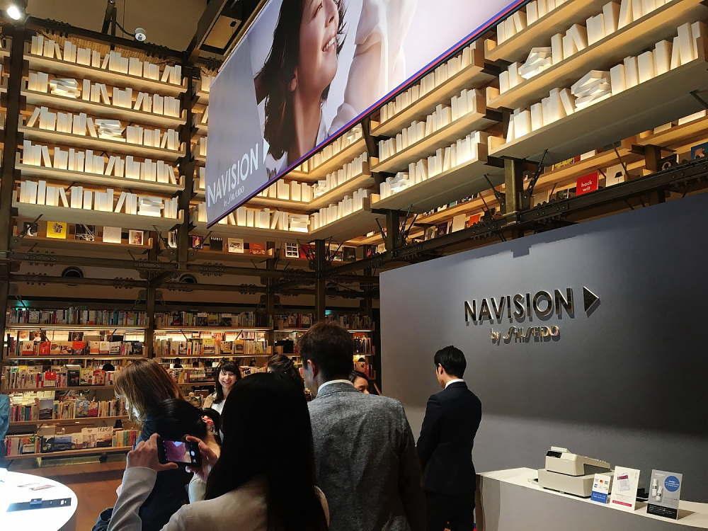 「NAVISION」東京・GINZASIX 銀座 蔦屋書店