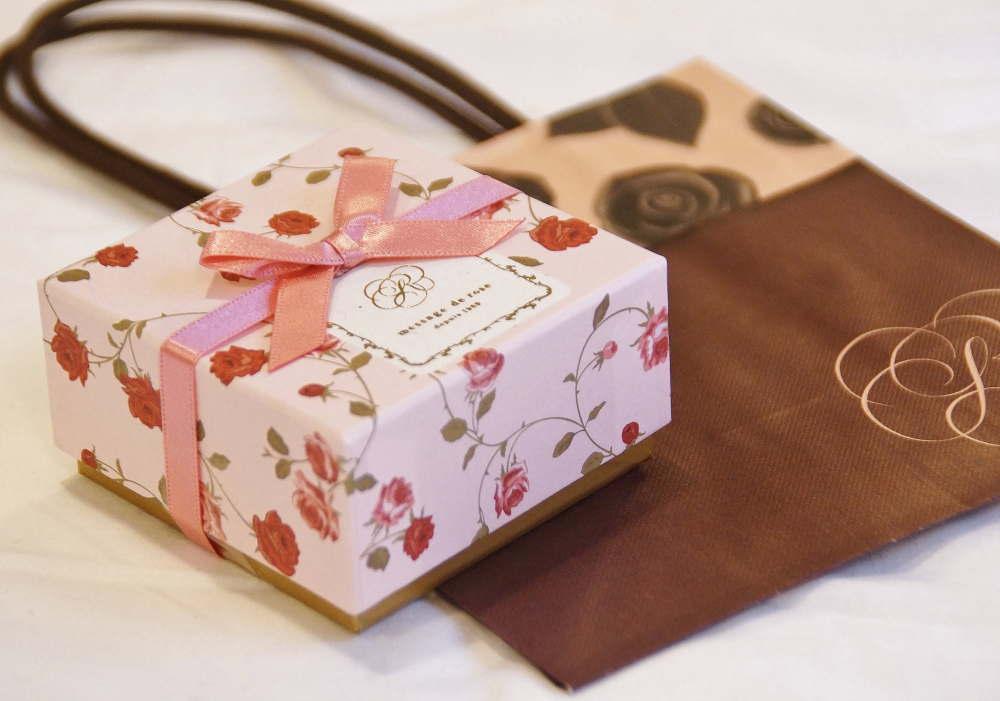 メサージュドローズ ルビーチョコレート