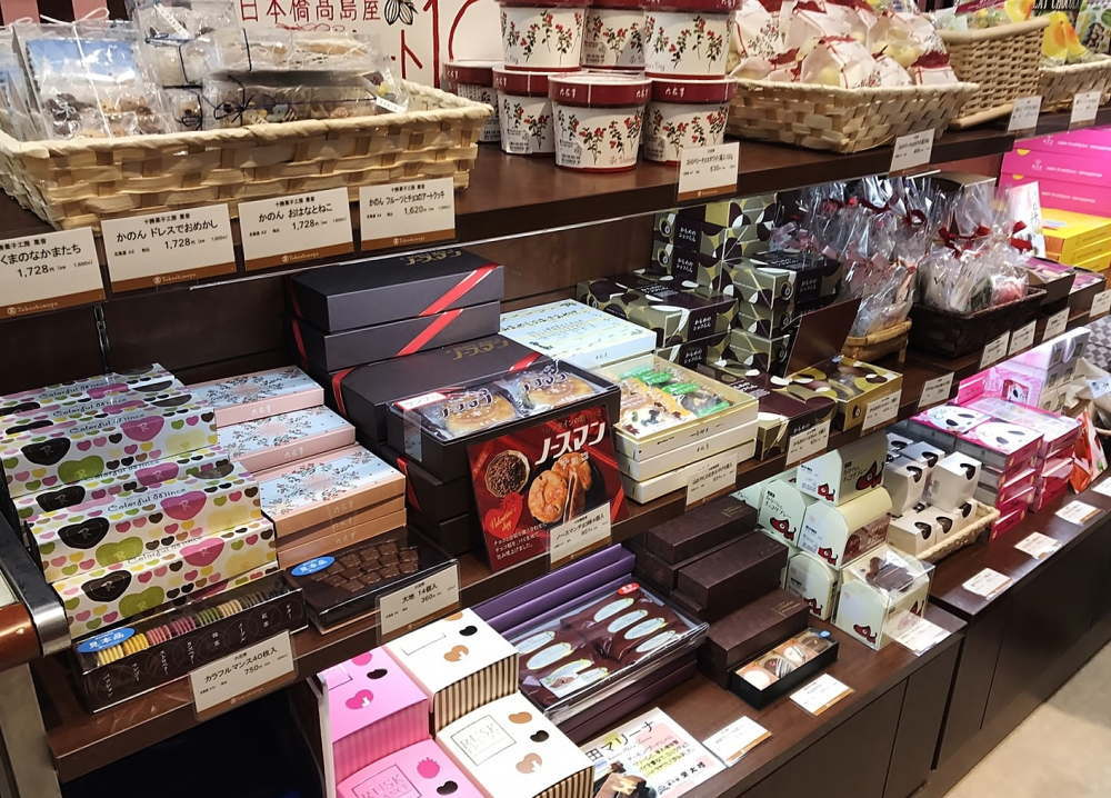 日本橋高島屋 チョコレート100選