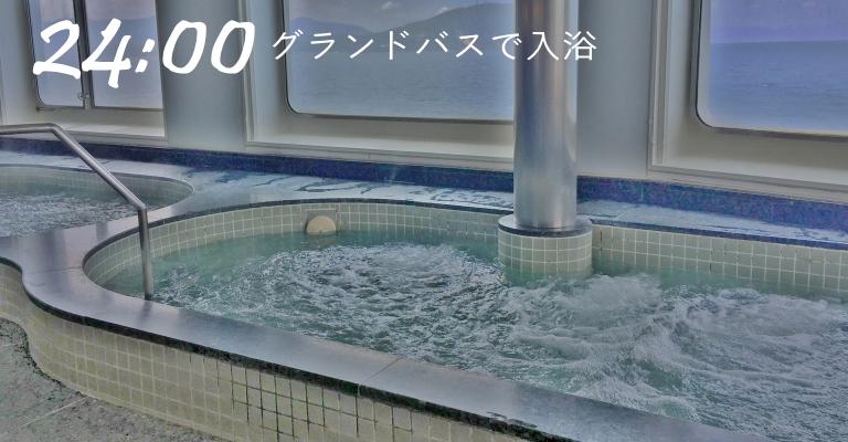 にっぽん丸 風呂 写真