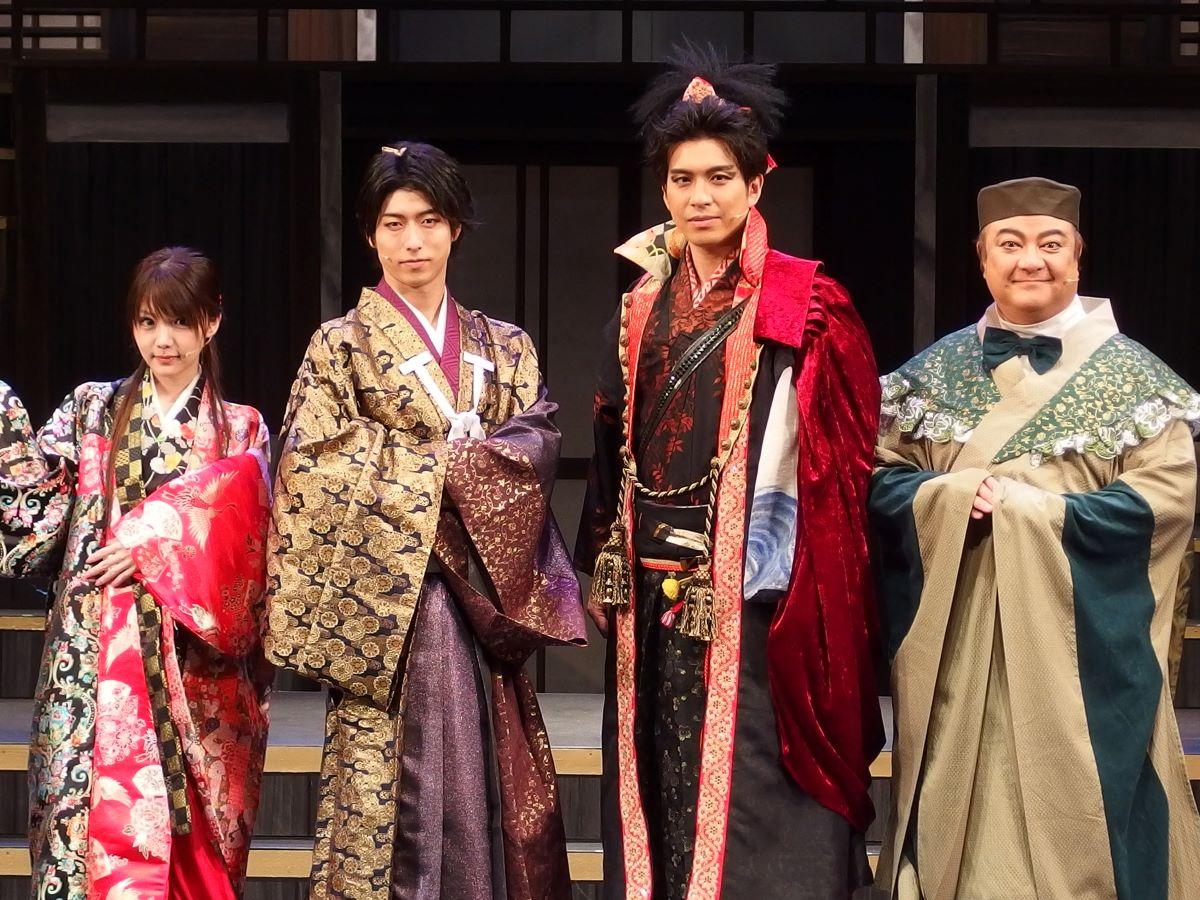 田中れいなさん、鶏冠井孝介さん、谷佳樹さん、彦摩呂さん