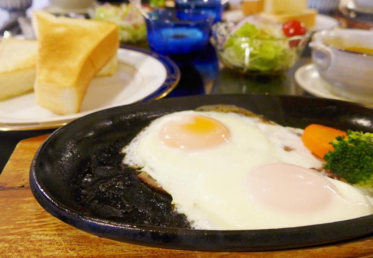 有福温泉 旅館ぬしや 朝食