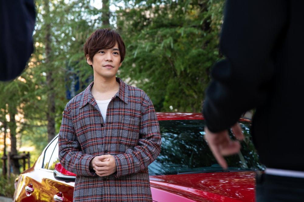 小野賢章 日産PR動画のメイキング