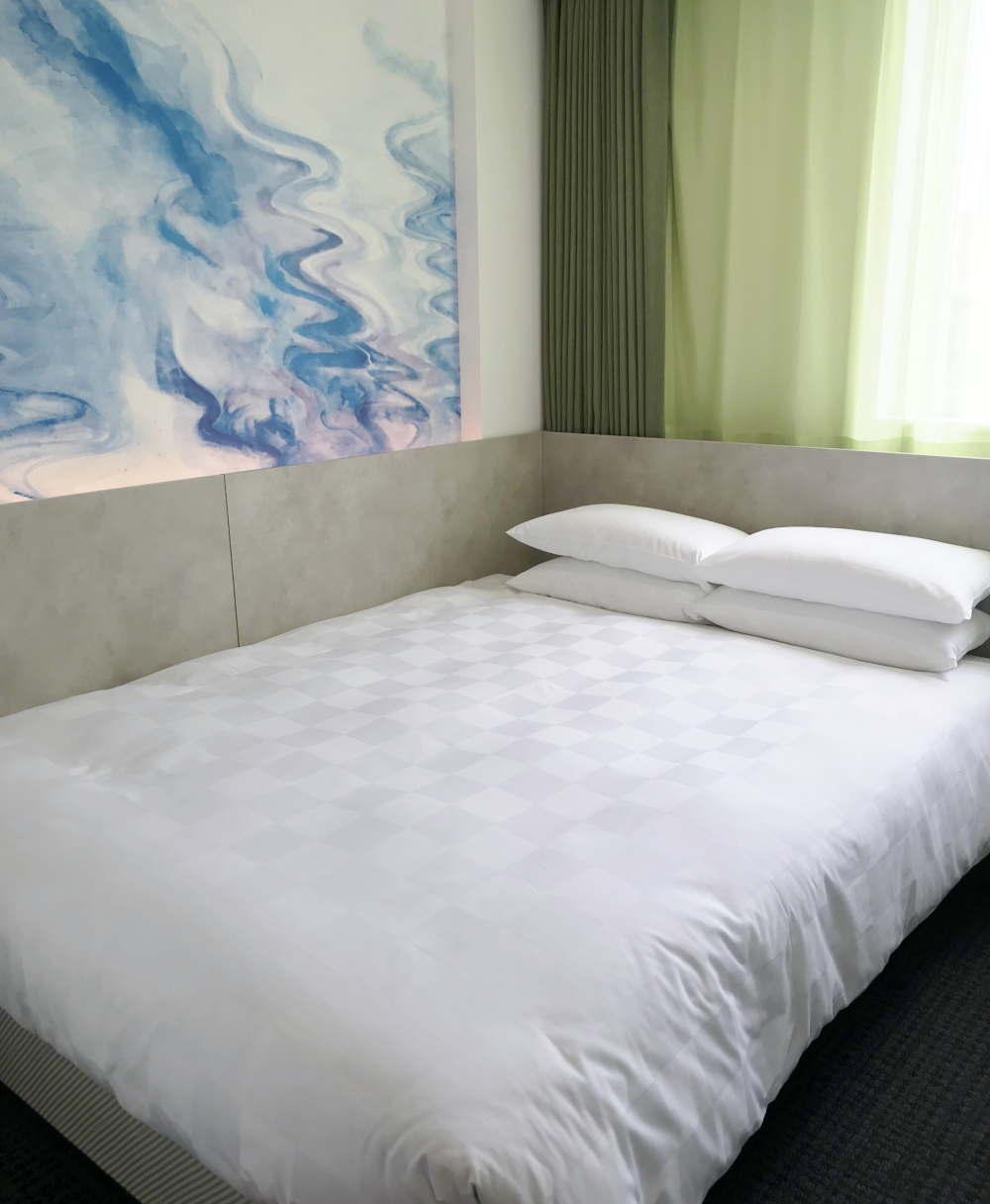 ホテル オリエンタルエクスプレス 東京銀座 部屋の写真