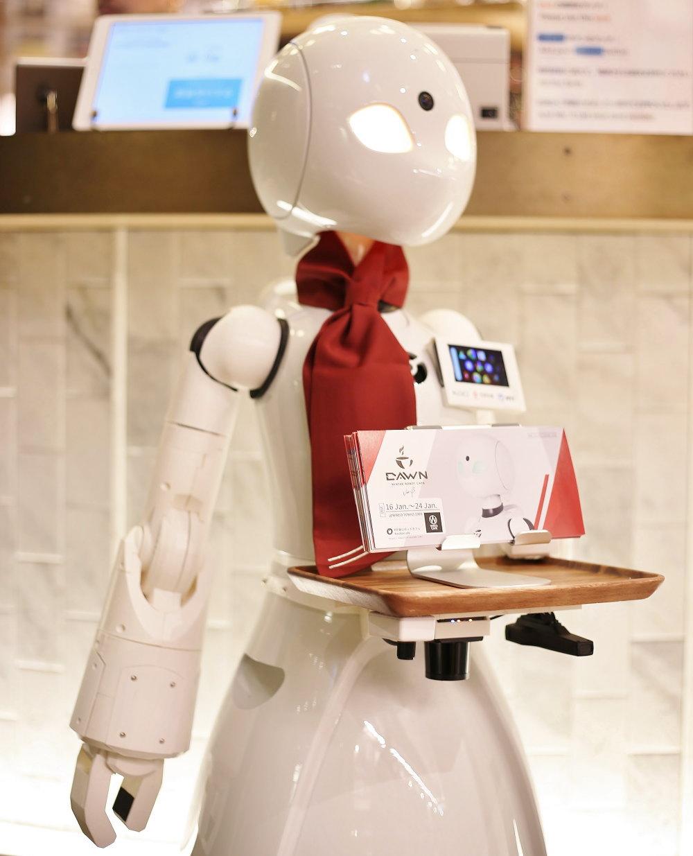 遠隔操作ロボットオリヒメ